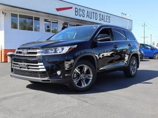 Used 2017 Toyota Highlander LIMITED  for sale in Vancouver, BC