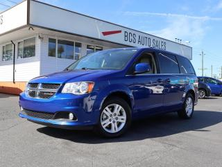 Used 2019 Dodge Grand Caravan Crew for sale in Vancouver, BC