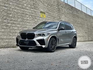 Used 2021 BMW X5 M Competition for sale in Vancouver, BC