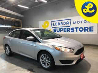 Used 2016 Ford Focus SE * Back Up Camera * Heated Steering Wheel * Heated Seats * Heated Mirror * Cruise Control * Steering Wheel Controls * Hands Free Calling * Automatic for sale in Cambridge, ON