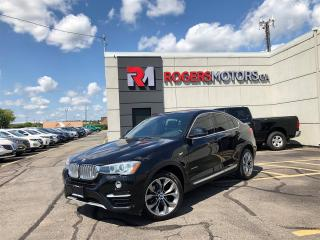 Used 2015 BMW X4 xDrive28i - NAVI - SUNROOF - REVERSE CAM for sale in Oakville, ON