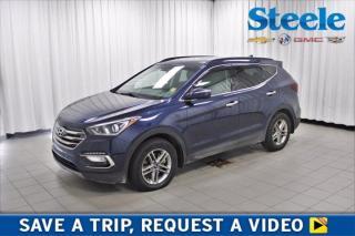 Used 2017 Hyundai Santa Fe SPORT PREMIUM for sale in Dartmouth, NS