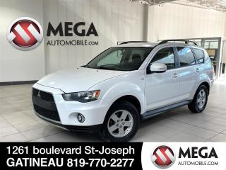 Used 2011 Mitsubishi Outlander LS 4WD 7 Passenger for sale in Gatineau, QC
