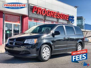 Used 2017 Dodge Grand Caravan CVP/SXT for sale in Sarnia, ON