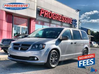 Used 2018 Dodge Grand Caravan GT for sale in Sarnia, ON