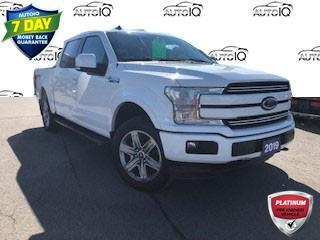 Used 2019 Ford F-150 Lariat ONE OWNER - NAVIGATION- NO ACCIDENTS CERTIFIED for sale in Hamilton, ON