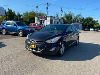 Used 2013 Hyundai Elantra GLS for sale in Kitchener, ON