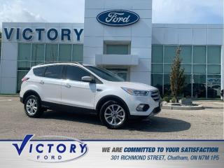 Used 2017 Ford Escape SE | NAV | HEATED SEATS | DUAL CLIMATE CONTROL for sale in Chatham, ON