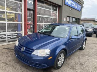 Used 2008 Volkswagen City Golf City for sale in Kitchener, ON