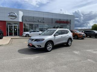 Used 2016 Nissan Rogue SV FWD Special Edition CVT for sale in Smiths Falls, ON
