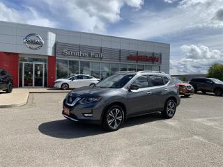 Used 2019 Nissan Rogue SV AWD CVT for sale in Smiths Falls, ON