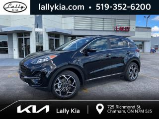 New 2022 Kia Sportage SX for sale in Chatham, ON