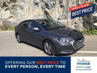 Used 2018 Hyundai Elantra GL for sale in Sudbury, ON