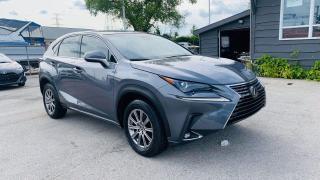 Used 2019 Lexus NX 300 Awd for sale in Burlington, ON