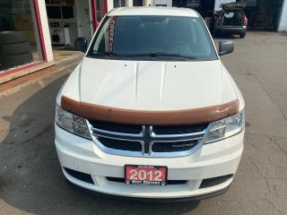 Used 2012 Dodge Journey Canada Value Pkg for sale in Hamilton, ON