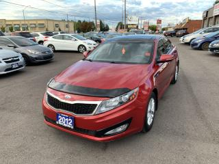 Used 2012 Kia Optima LX+ for sale in Hamilton, ON