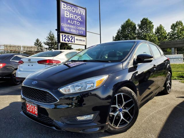 2016 Ford Focus SE, LOCAL, NO ACCIDENTS