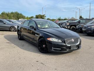 Used 2014 Jaguar XJ XJL PORTFOLIO for sale in Oakville, ON