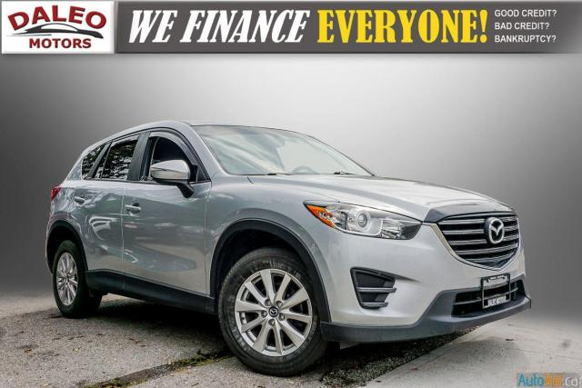 2016 Mazda CX-5 GX / ACCIDENT FREE/ ONE OWNER Photo1