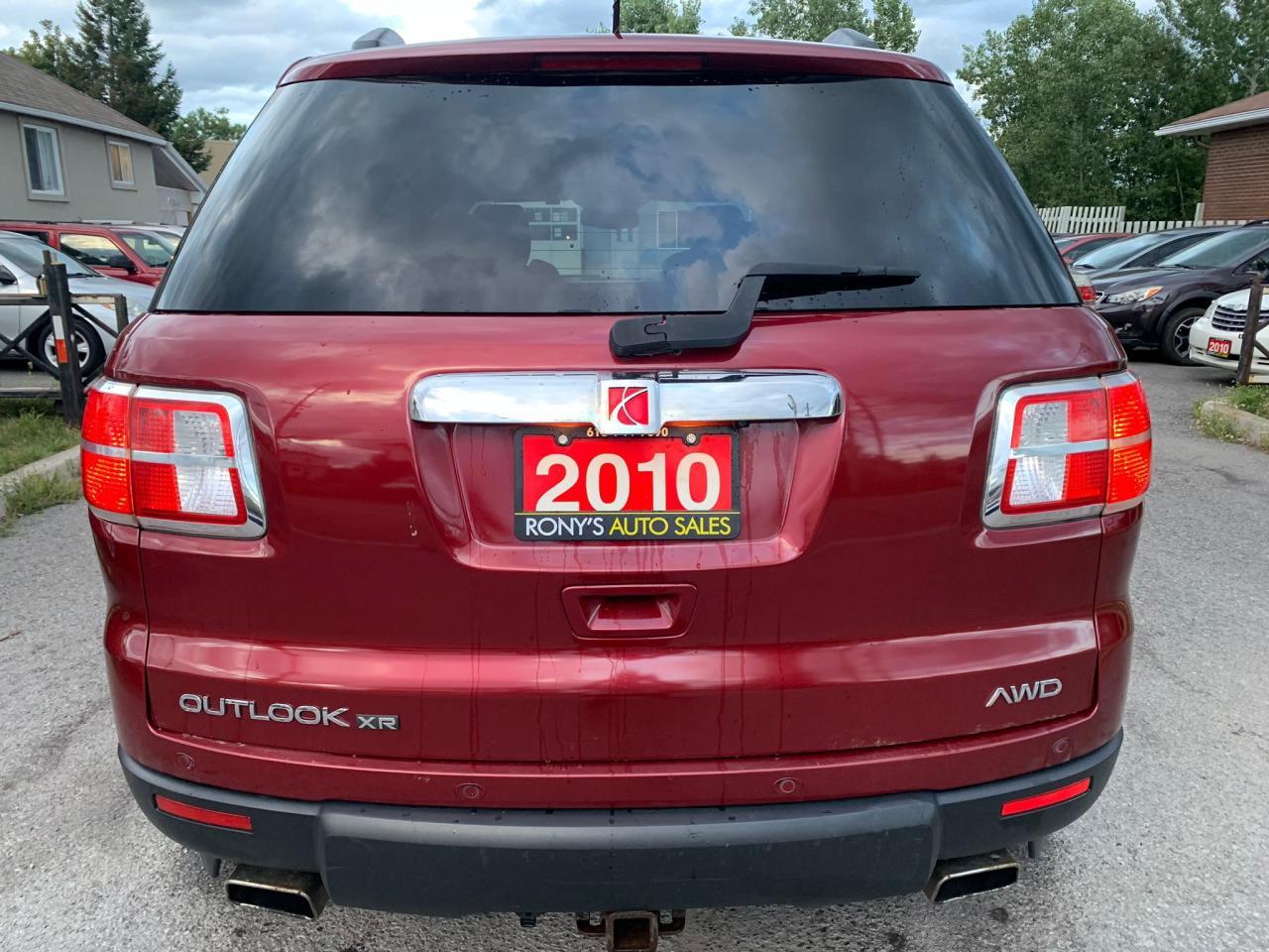 2010 Saturn Outlook