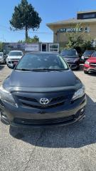 Used 2012 Toyota Corolla CERTIFIED for sale in Scarborough, ON