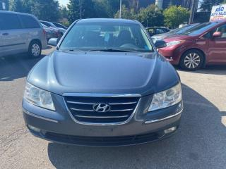 Used 2009 Hyundai Sonata for sale in Scarborough, ON