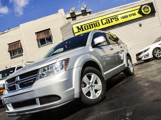 2013 Dodge Journey GAS SAVER! 4-CYLINDER EDITION!