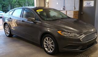 Used 2017 Ford Fusion SE for sale in Port Hawkesbury, NS