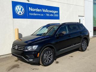 New 2021 Volkswagen Tiguan COMFORTLINE for sale in Edmonton, AB