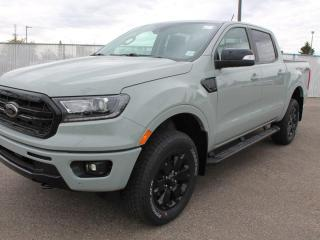 New 2021 Ford Ranger LARIAT   4x4   Black Appearance Pkg   FX4   Trailer Tow   Adaptive Cruise for sale in Edmonton, AB