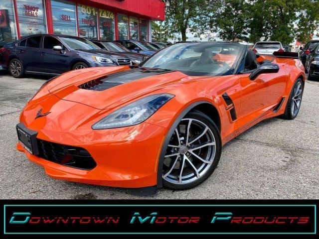2019 Chevrolet Corvette Grand Sport 3LT Convertible