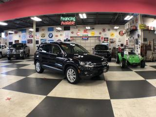 Used 2012 Volkswagen Tiguan COMFORTLINE AUTO A/C LEATHER H/SEATS PANO/ROOF for sale in North York, ON