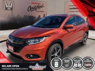 Used 2019 Honda HR-V Sport for sale in Owen Sound, ON