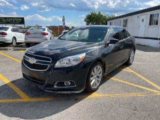 Used 2013 Chevrolet Malibu LT for sale in North York, ON