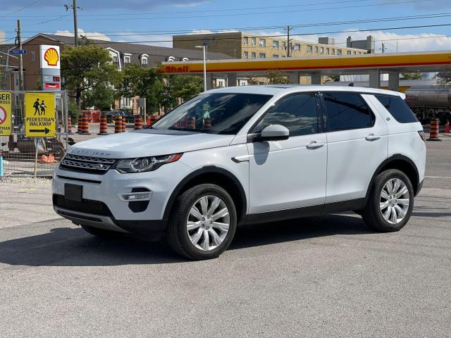 2016 Land Rover Discovery Sport HSE LUXURY NAVIGATION/PANO ROOF/CAMERA Photo2