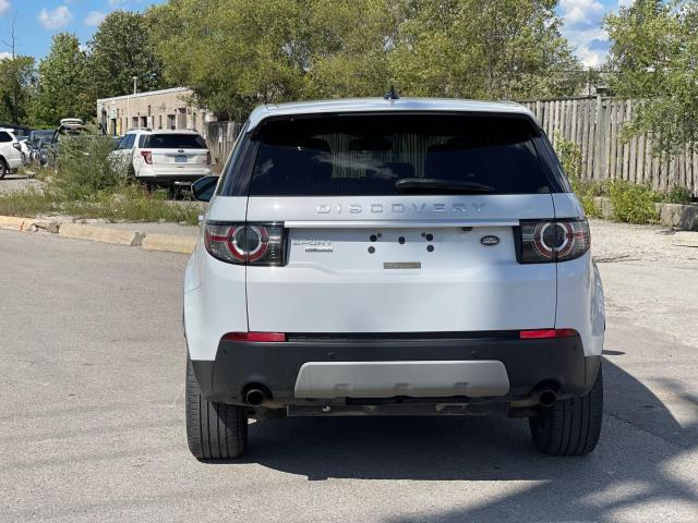 2016 Land Rover Discovery Sport HSE LUXURY NAVIGATION/PANO ROOF/CAMERA Photo4