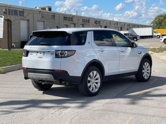2016 Land Rover Discovery Sport HSE LUXURY NAVIGATION/PANO ROOF/CAMERA Photo5