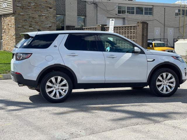 2016 Land Rover Discovery Sport HSE LUXURY NAVIGATION/PANO ROOF/CAMERA Photo6