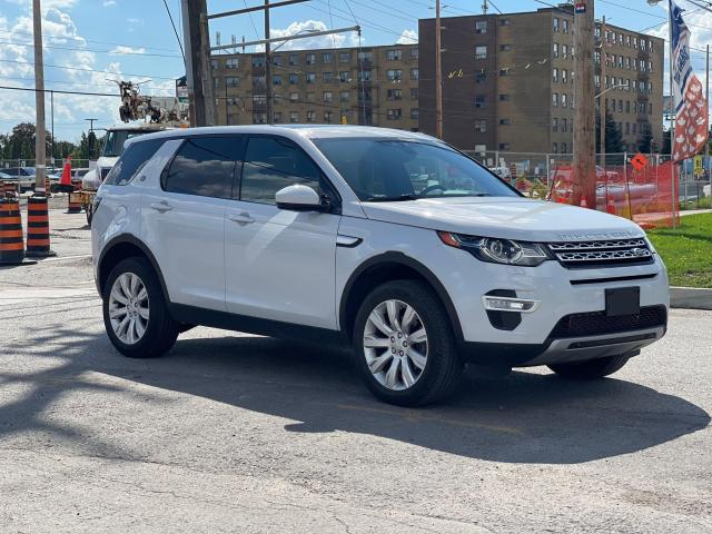 2016 Land Rover Discovery Sport HSE LUXURY NAVIGATION/PANO ROOF/CAMERA Photo7