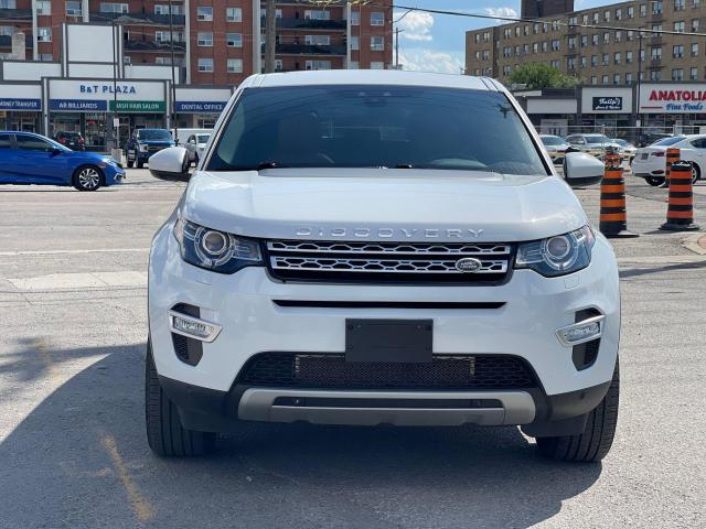 2016 Land Rover Discovery Sport HSE LUXURY NAVIGATION/PANO ROOF/CAMERA Photo8