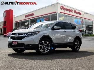 Used 2019 Honda CR-V Ex-L Ex for sale in Guelph, ON