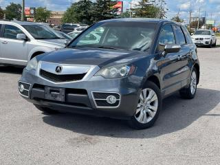 Used 2011 Acura RDX SH-AWD|Heated seats|Sunroof| for sale in Bolton, ON