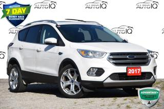 Used 2017 Ford Escape Titanium 301A | 4WD | SUNROOF | NAVIGATION for sale in Kitchener, ON