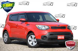Used 2019 Kia Soul LX AUTOMATIC | 1.6L | GAS MILEAGE! for sale in Kitchener, ON