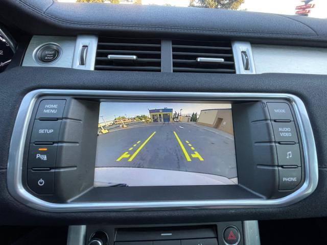 2015 Land Rover Range Rover Evoque Pure CAMERA/PANOROOF/MERIDIAN SOUND Photo13