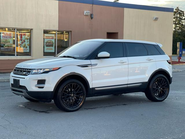 2015 Land Rover Range Rover Evoque Pure CAMERA/PANOROOF/MERIDIAN SOUND Photo1