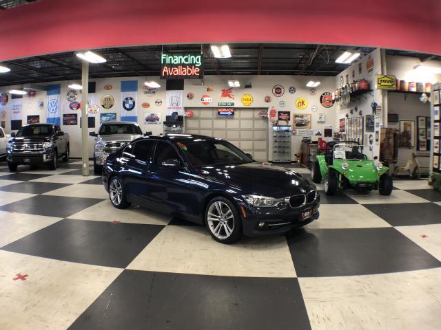 2017 BMW 3 Series 320I XDRIVE AUT0 SUNROOF A/C LEATHER NAVI H/SEATS