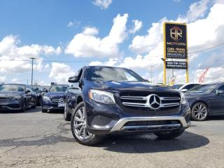 Used 2016 Mercedes-Benz GL-Class No Accidents | 4MATIC | GLC 300 | Certified for sale in Brampton, ON
