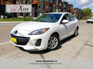 Used 2013 Mazda MAZDA3 GS-SKY for sale in Richmond Hill, ON