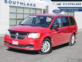 Used 2013 Dodge Grand Caravan SE/SXT DVD|REAR AC|ALLOYS|STOW N GO| for sale in Newmarket, ON